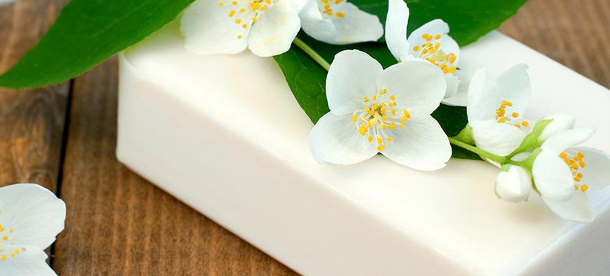 Natural Coconut Milk Soaps