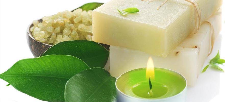 Natural Skin Healing Soaps