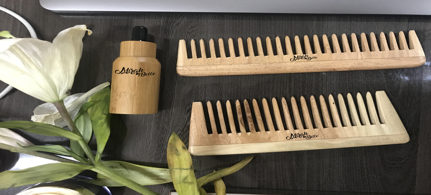 Hair Wooden Comb