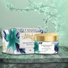 Rose, Argan, Kokum Butter - Organic Body Butter - Dry & Cracked Skin