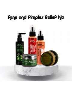 Acne & Pimples Relief Kit