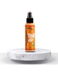 Organic Anti - Dandruff Hair Oil