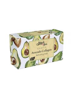 Avocado Collagen Soap