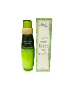 White Tea Therapeutic Body Lotion
