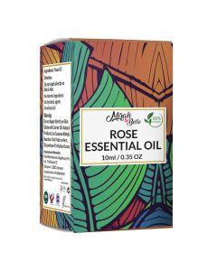 Rose Essential Oil - Pure & Organic