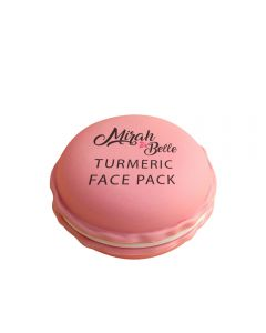 Turmeric Face Pack