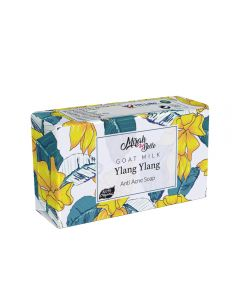 Goat Milk, Ylang Ylang Anti-Acne Soap