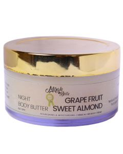 Skin Lightening Night Body Butter