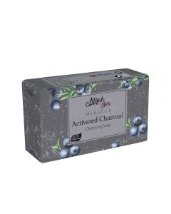 Charcoal Cleansing Soap