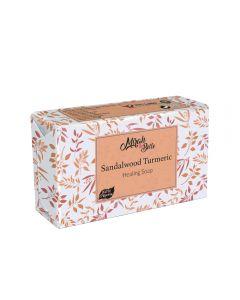 Sandalwood-Turmeric Healing Soap
