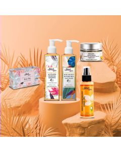 Christmas & New Year - Personalised Natural Beauty Kit