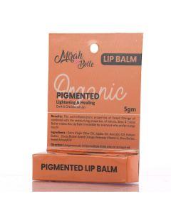 Organic, Pigmented Lip Balm - Lightening & Healing