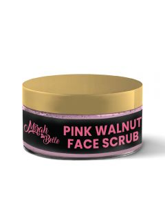 Pink Walnut Face Scrub