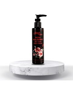 Rose Dry Skin Body Wash