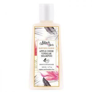 Apple Cider Vinegar - Natural  Dry & Frizzy Hair Shampoo