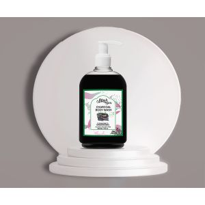 Activated Charcoal Detox Body Wash