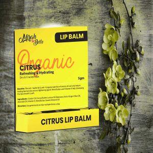 Citrus Lip Balm