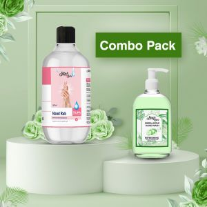 Mirah Belle Organic & Natural Hand Sanitizer