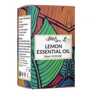 Lemon Essential Oil - Pure & Organic