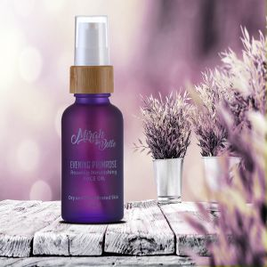 Evening Primrose, Rosehip, Jojoba - Organic Face Oil - Dry & Dehydrated Skin