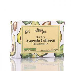 Avocado Collagen Anti Aging Soap Bar - Organic, Handmade