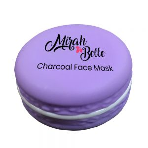 Charcoal Face Mask Sample