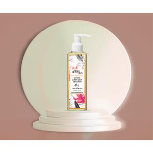 Ginger-Curry Leaf Hair Darkening Natural Shampoo