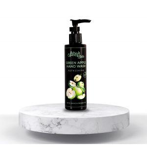 Green Apple Hand Wash - Organic Hand Cleanser (250 ml)
