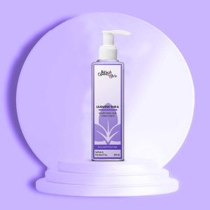 Jasmine Shea - Dry & Frizzy Hair - Natural Conditioner