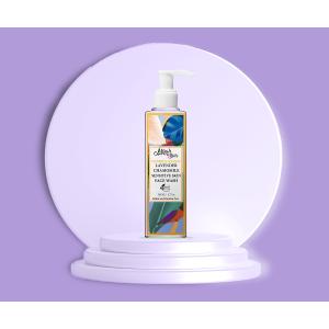 Lavender - Chamomile Sensitive Skin Natural Face Wash