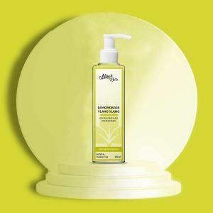 Lemongrass - Ylang Ylang - Oily Hair - Natural Conditioner