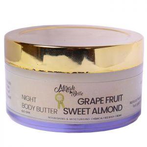Skin Lightening Night Body Butter + Free Skin Brightening Body Lotion