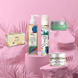 Sensitive & Hypoallergenic Skin Kit - Certified Organic - Sulfate & Paraben Free