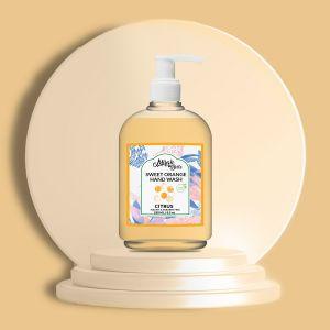 Sweet Orange - Natural Hand Wash - Sulfate & Paraben Free