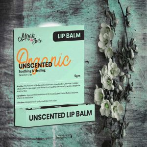Sensitive Lips Unscented Balm