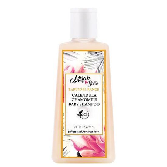 Calendula, Chamomile - Natural Baby Shampoo