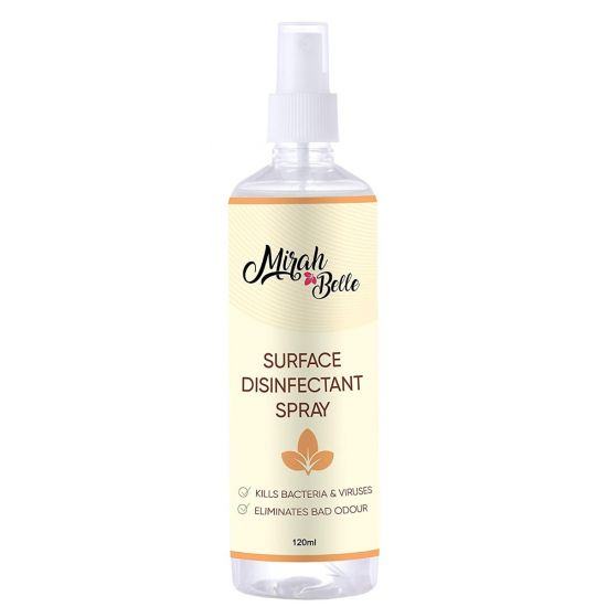 Mirah Belle Surface Disinfectant Spray