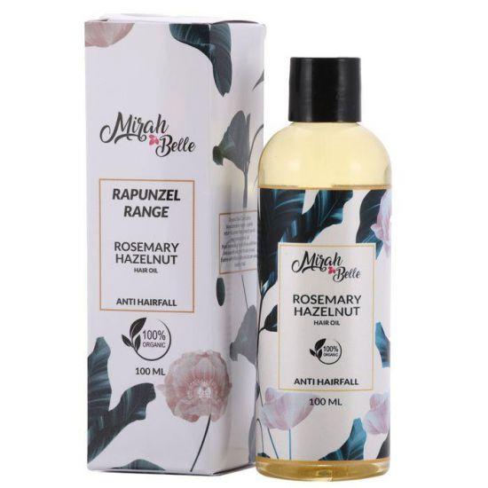 Rosemary, Emu, Hazelnut - Natural Anti Hair Fall Oil