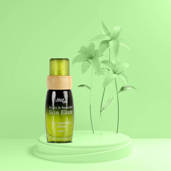 Lemongrass, Vitamin C - Bright & Beautiful Skin Elixir