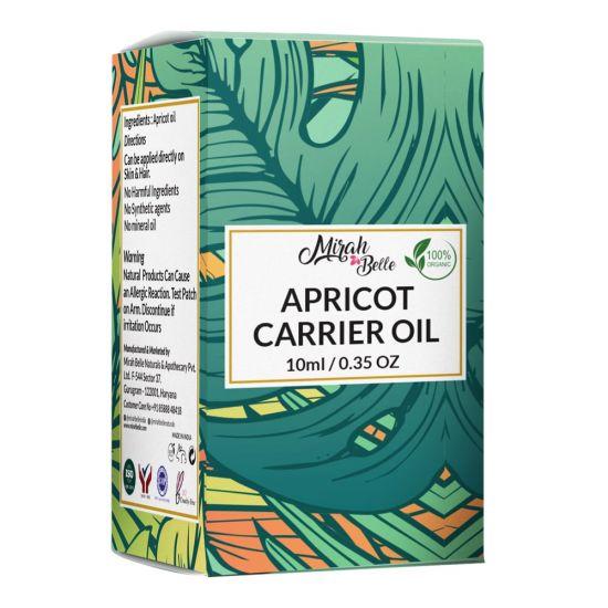 Apricot Oil - Organic, Virgin & Cold Pressed