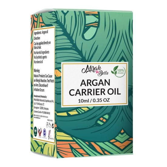 Moroccan Argan Oil - Organic, Virgin & Cold Pressed
