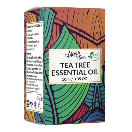 Tea Tree Essential Oil - Pure & Organic