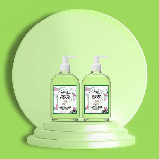 Mirah Belle Green Tea Body Wash