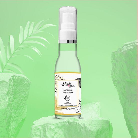 Hibiscus - Sage - Natural Hair Darkening Spray - Alcohol Free