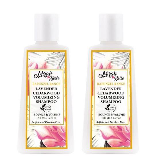 Mirah Belle Lavender Cedarwood Volumizing Shampoo