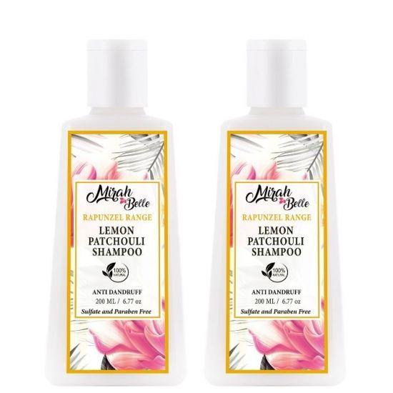 Lemon Patchouli Anti Dandruff shampoo India