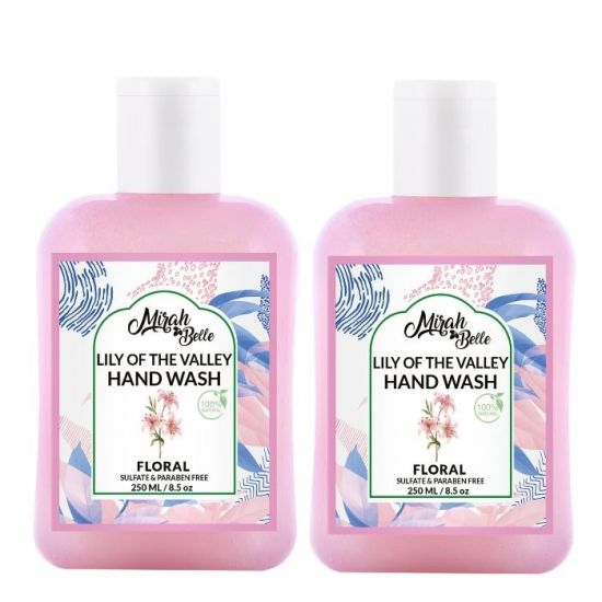 Mirah Belle Lily of the Valley Hand Wash