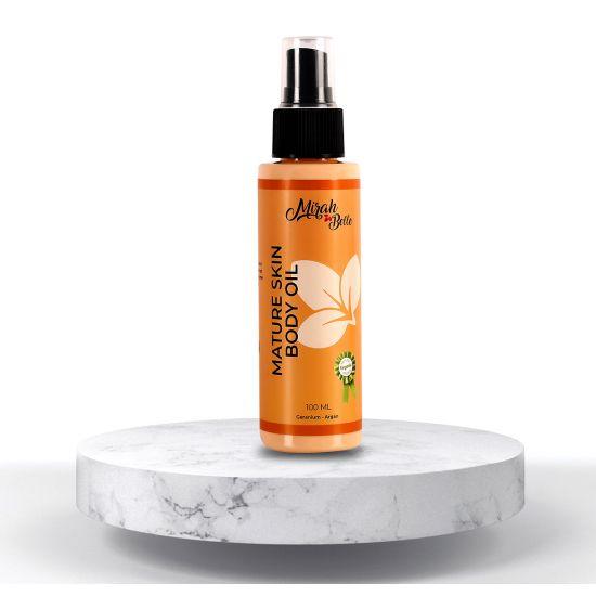 Mature Skin Body Oil