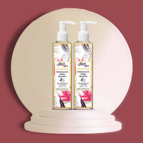 Mirah Belle Pomegranate Anti Hair Fall Shampoo