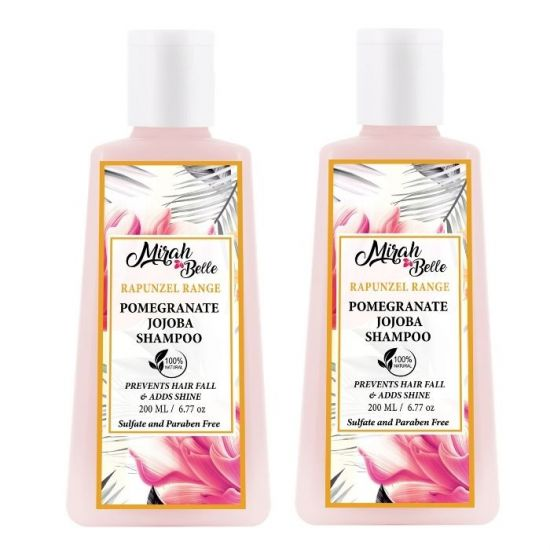 Mirah Belle Pomegranate Anti Hair Fall Shampoo